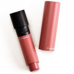 MAC Liptensity Lipstick Shade 'Smoked Almond'